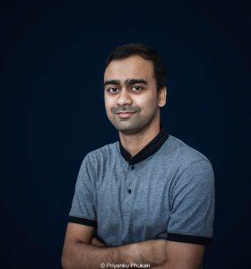 priyanku phukan freelance graphic and website designer